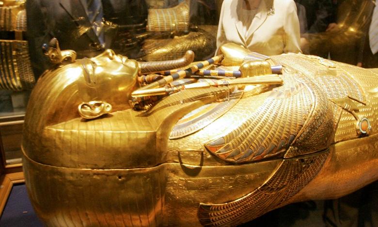 """Le Caire prépare un grand """"défilé"""" de momies royales"""