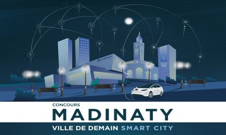 Lamalif Group lance « Madinaty Smart City »