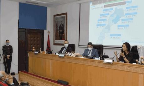 Le Conseil d'administration a été présidé par le ministre de l'Education nationale, de la Formation professionnelle, de l'Enseignement supérieur et de la Recherche scientifique, Saaid Amzazi. Ph : DR