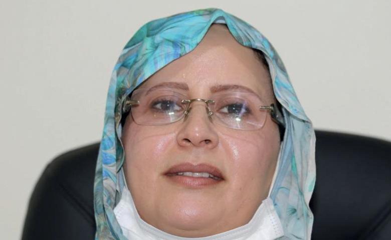 Mme Maymouna Amidan.