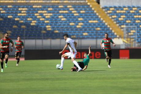 Le Wydad bat le Mouloudia d'Alger et retrouve Kaizer Chiefs en demi-finale