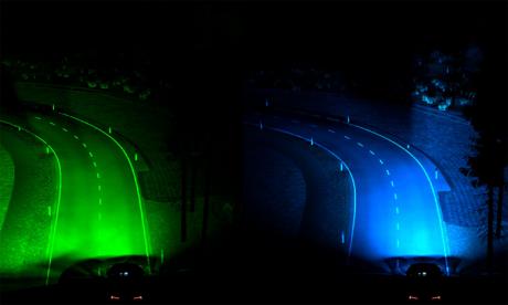 De nouveaux phares pour faciliter la conduite de nuit
