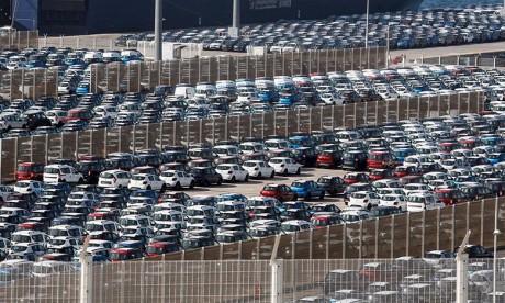 Automobile : Les exportations grimpent de près de 39% au T1-2021