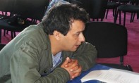 Le Syndicat marocain des professionnels des arts dramatiques a été représenté à cet événement par son président Messaoud Bouhcine. Ph : DR