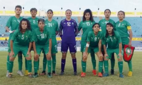 CAN Maroc 2022, éliminatoires de la Coupe du monde U20 et U17, un calendrier chargé pour les Lionnes de l'Atlas