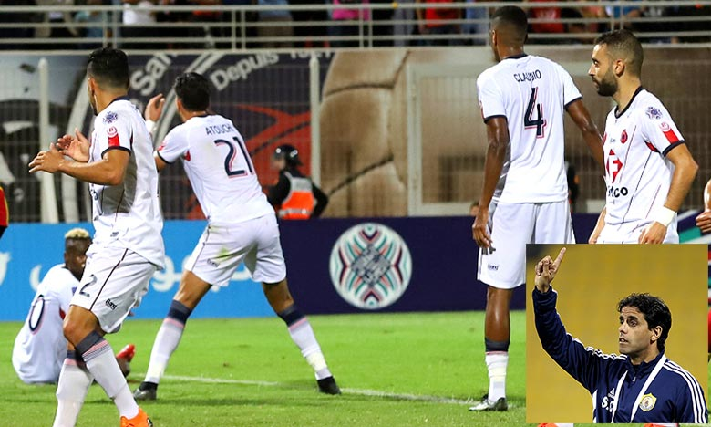 Saïd Chiba succède à Abdelhadi Sektioui à la tête de l'Olympic Club de Safi (OCS, section football). Ph : DR