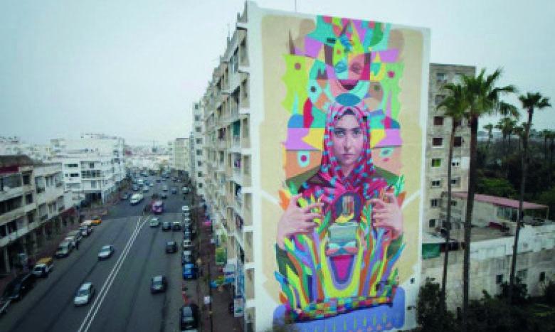 Un concours des arts urbains  pour célébrer le bicentenaire  de la Légation américaine de Tanger