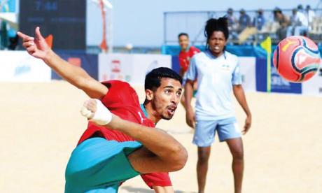 Le Maroc bat l'Égypte  et donne rendez-vous  au Sénégal en demi-finale