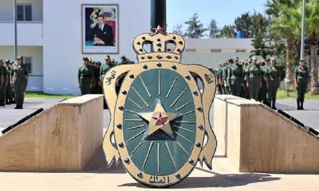 Forces Armées Royales : 65 ans de sacrifices et de dévouement pour la défense de la sécurité du pays et des citoyens
