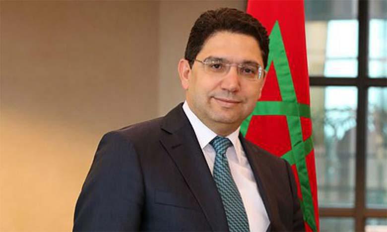 Le Maroc réitère son rejet catégorique des mesures unilatérales affectant le statut juridique d'Al-Qods Acharif