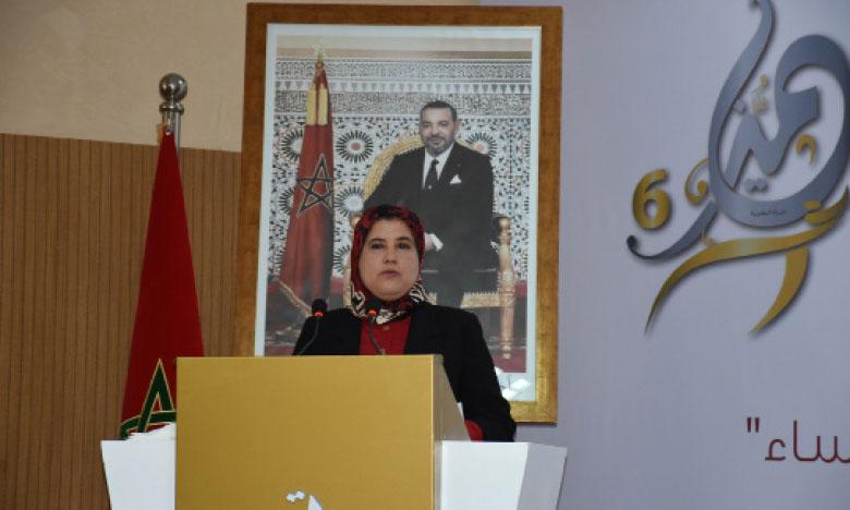 Jamila El Moussali : Baisse considérable de la violence faite aux femmes au cours de la dernière décennie