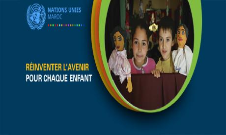 Lancement de la campagne «Réinventer l'avenir pour chaque enfant»