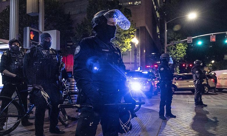 La vague de fusillades a fait des victimes dans le New Jersey, en Caroline du Sud, en Géorgie, en Ohio et au Minnesota. Cette violence armée, en plein regain, a été qualifiée le mois dernier d'«épidémie». Ph : AFP