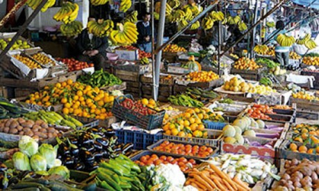 Produits alimentaires/Ramadan: 1.410 infractions établies