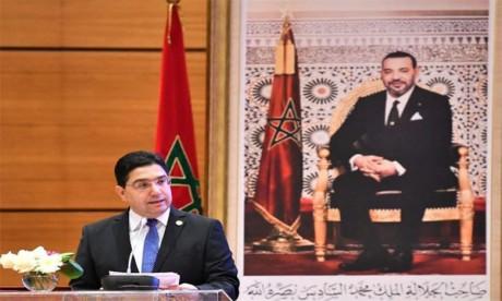 Nasser Bourita : Madrid tente d'utiliser les événements de Sebta comme «le salut pour sortir du débat réel» sur la crise