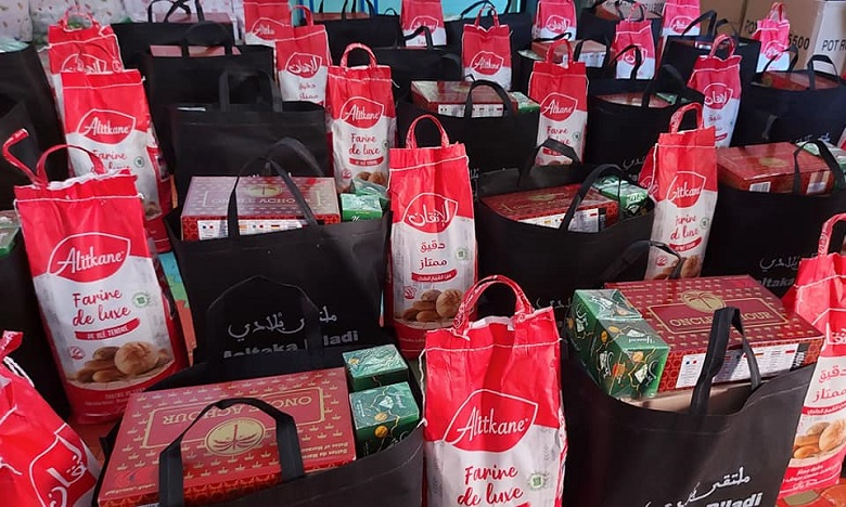 Solidarité : L'association Moltaka B'ladi distribue 250 Ftours par jour et plus de 4.000 paniers alimentaires durant le Ramadan