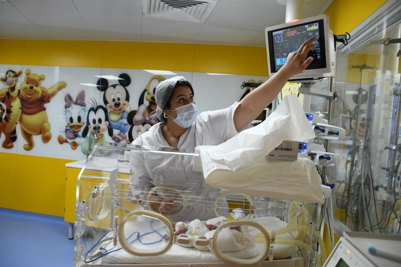 Evénement rare: Une Malienne accouche de 9 bébés dans une clinique à Casablanca