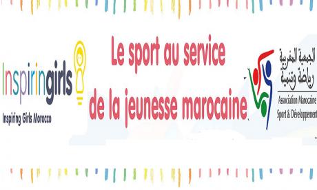 Inspiring Girls Morocco et l'AMSD signent un accord de partenariat