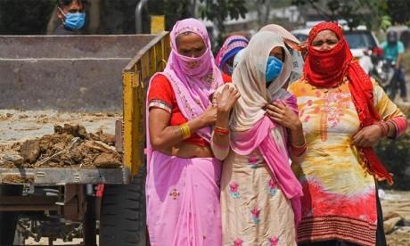 L'Inde franchit la barre des 300.000 décès
