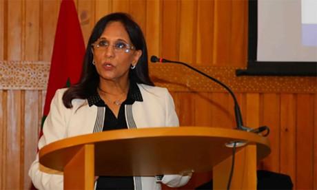 Amina Bouayach : Le travail de mémoire, pierre angulaire dans les politiques de garantie de non-répétition