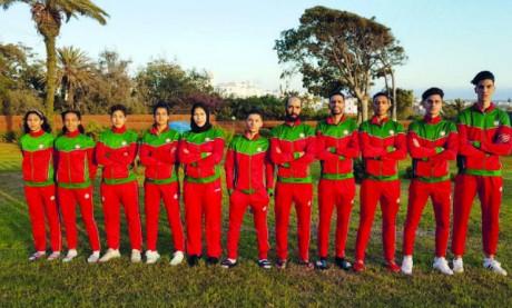 L'équipe nationale en stage à El Jadida