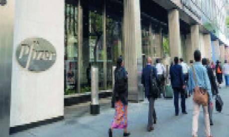 Pfizer s'attend à vendre pour 26 milliards de dollars en 2021