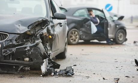 Accidents de la route: 20 morts et 2.179 blessés en une semaine