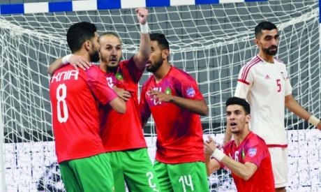 Le Maroc évite le piège  des Comores et prend  les commandes du groupe B