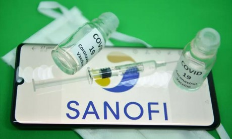 Covid-19: Sanofi publie des résultats positifs de phase 2 pour son candidat-vaccin