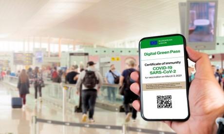 Le pass sanitaire européen en phase de tests pour être opérationnel en juin