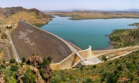 Le taux de remplissage des barrages atteint 51,2%