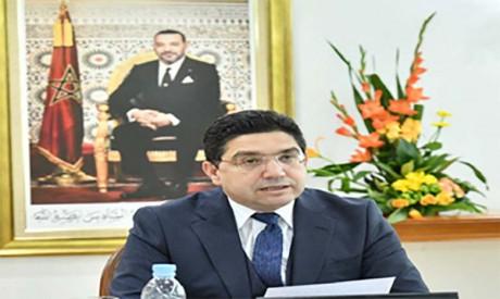 Nasser Bourita : Le Maroc attend toujours de Madrid «une réponse satisfaisante et convaincante»