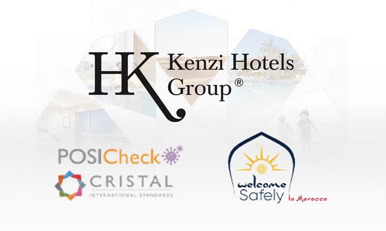 Label sanitaire pour les hôtels : double certification pour le groupe Kenzi Hotels