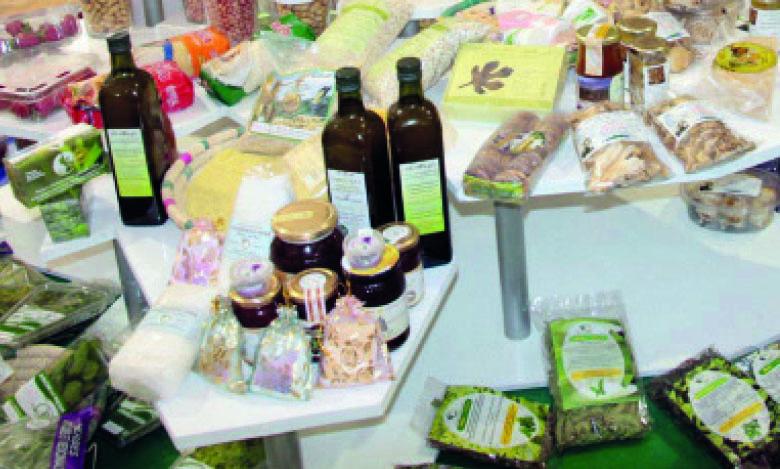 Les produits labellisés au niveau national sont essentiellement des huiles, des fruits frais et secs, des plantes aromatiques  et médicinales et des miels.