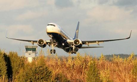 Ryanair durement frappée par la pandémie