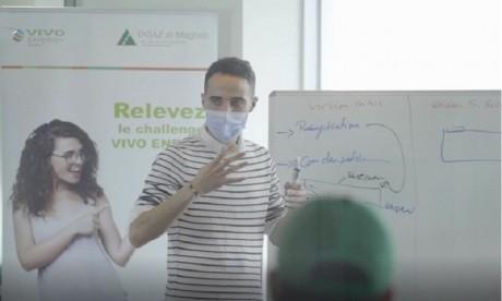Vivo Energy Maroc soutient le projet de « borne interactive et écoresponsable»