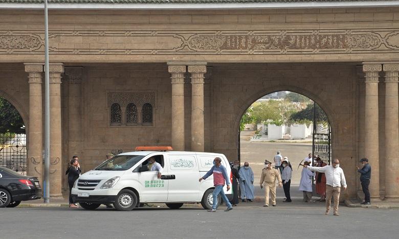 Enterrement et funérailles: la piqure de rappel du ministère de l'Intérieur