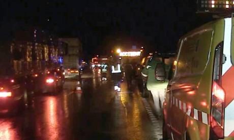 Accidents de la circulation : Bilan de  la semaine allant du 17 au 23 mai