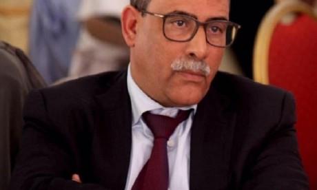 Le directeur de Laâyoune TV, Mohamed Laghdaf Eddah, n'est plus