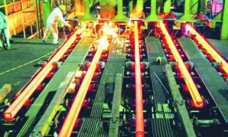 Hausse de 3,4% dans la métallurgie en mars