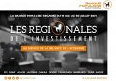 La banque populaire se mobilise pour accompagner la relance dans les régions
