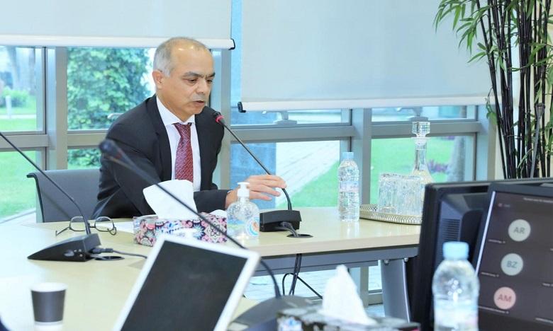 Nouveau modèle de développement : l'allocution de Chakib Benmoussa
