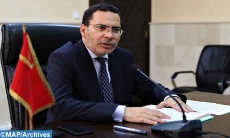 Mustapha El Khalfi : l'Espagne, responsable de l'effondrement de «l'un des piliers» des relations stratégiques avec le Maroc