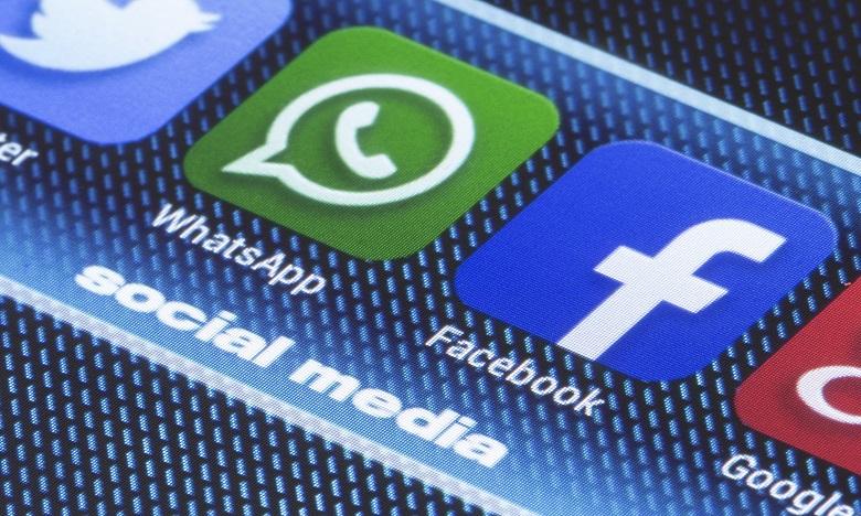 Réseaux sociaux: 84% des marocains utilisent WhatsApp en 2021