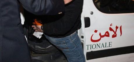 Salé : Un policier contraint d'utiliser son arme de service pour interpeller un multirécidiviste dangereux
