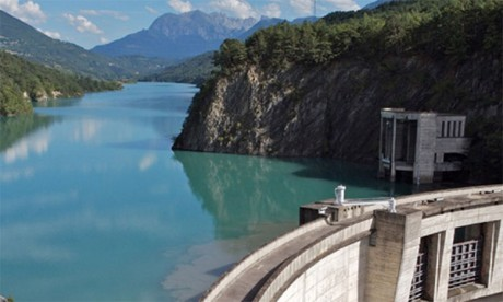 Les retenues des principaux barrages nationaux dépassent plus de 8,26 milliards de m³