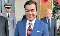 S.A.R. le Prince Moulay Rachid reçoit le ministre koweïtien des Affaires étrangères, porteur d'un message de l'Émir de l'État du Koweït à S.M. le Roi