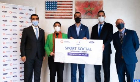Ford et Ford Fund soutiennent le programme du « Sport Social Innovation Lab. » initié par TIBU Maroc