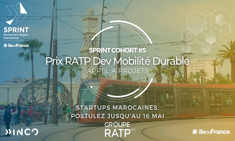 Prix RATP Dev  édition 2021 :  startups marocaines, à vos candidatures