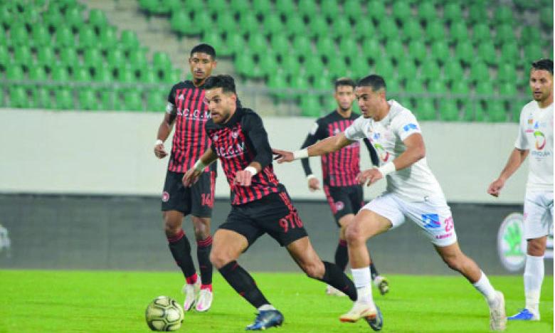 Le match aller entre le HUSA et le SCCM s'était soldé par un nul 0-0 au stade Adrar, lors de la 3e journée.
